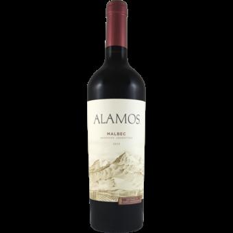 2018 Alamos Malbec