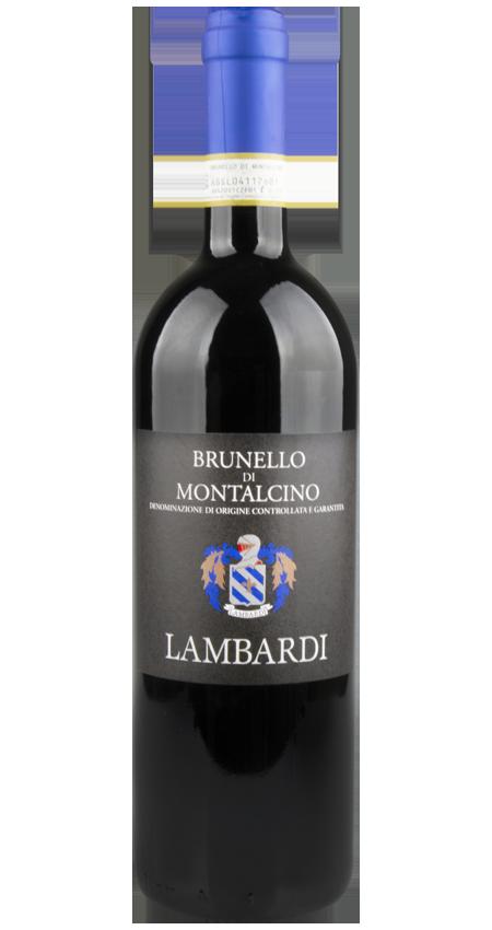 95 Pt. Brunello di Montalcino Lambardi Canalicchio di Sotto 2015