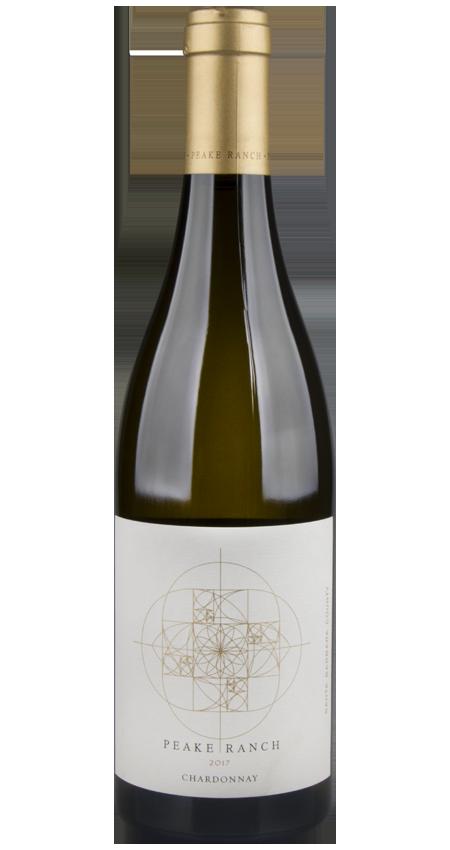 95 Pt. Peake Ranch Winery Santa Barbara County Chardonnay 2017