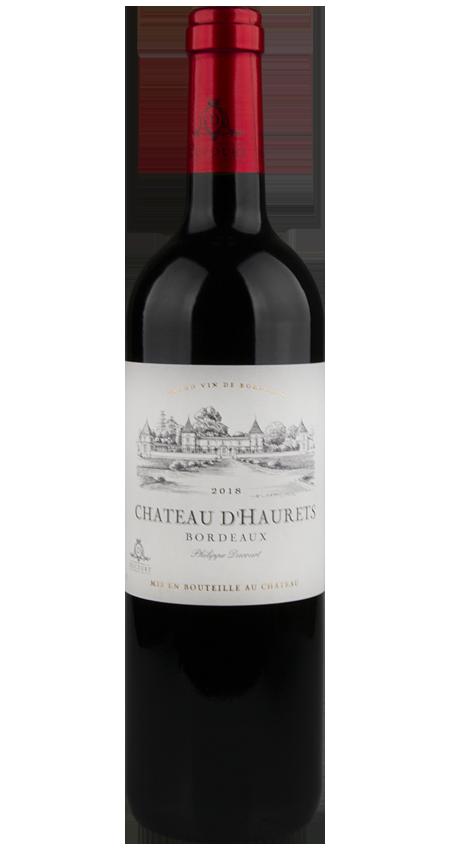 Château d'Haurets Bordeaux 2018