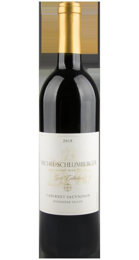 Michel-Schlumberger Gold Collection 2018 Alexander Valley Cabernet Sauvignon