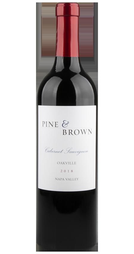 Pine and Brown Oakville Cabernet Sauvignon 2018