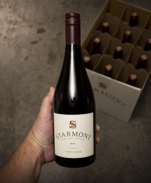 Starmont Pinot Noir Carneros 2014