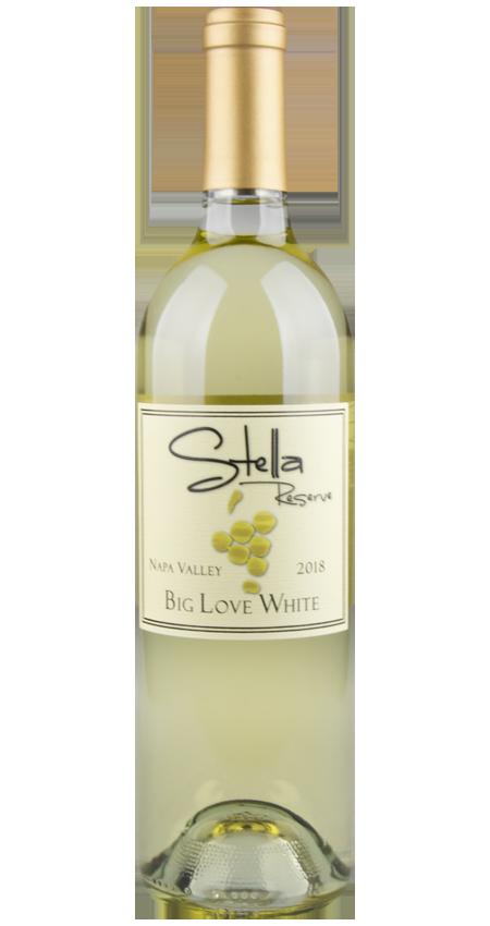 Stella Big Love White Napa Valley Reserve 2018