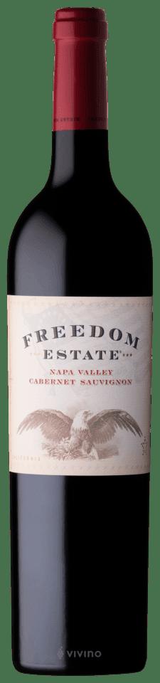Freedom Estate Cabernet Sauvignon 2015