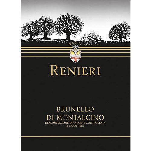 Renieri Brunello di Montalcino 2015