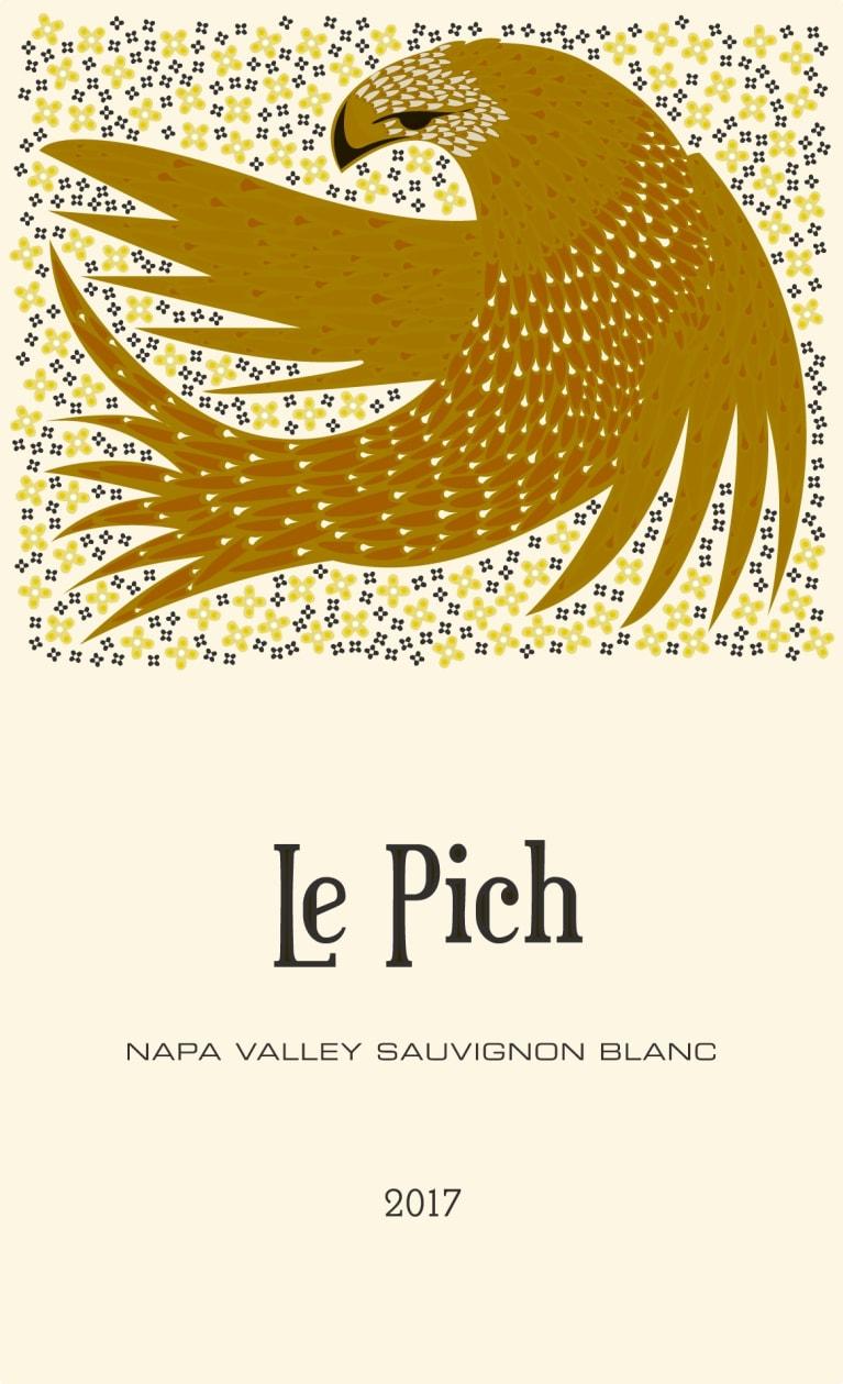 Purlieu Le Pich Sauvignon Blanc 2017