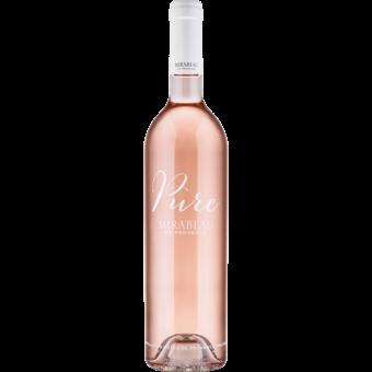 2018 Mirabeau Pure Rose Cotes De Provence