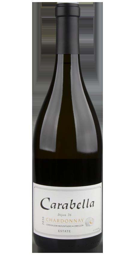 Carabella Estate Chardonnay Chehalem Mountains 2016