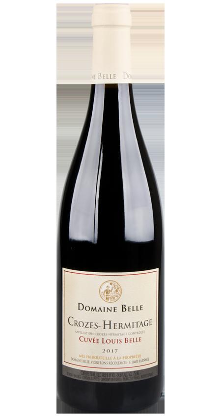Domaine Belle Crozes-Hermitage Cuvée Louis Belle 2017