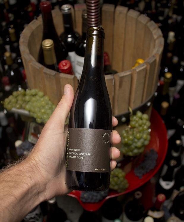Baker Lane Pinot Noir Ramondo Vineyard 2016 (375mL)