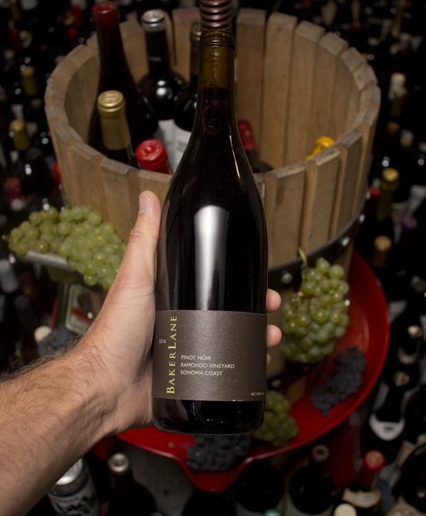 Baker Lane Pinot Noir Ramondo Vineyard 2016