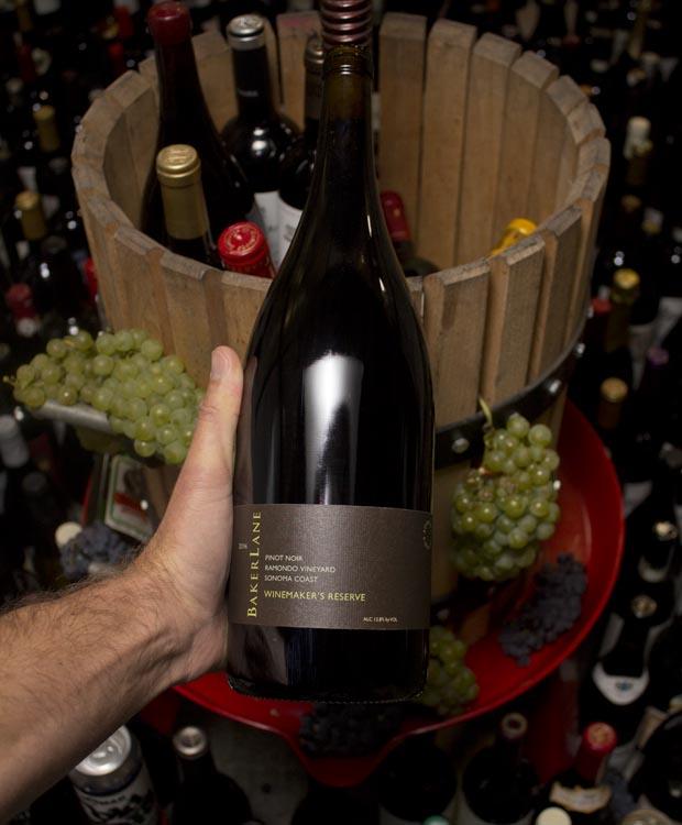 Baker Lane Pinot Noir Winemaker's Reserve Ramondo Vineyard 2016 (1.5L)