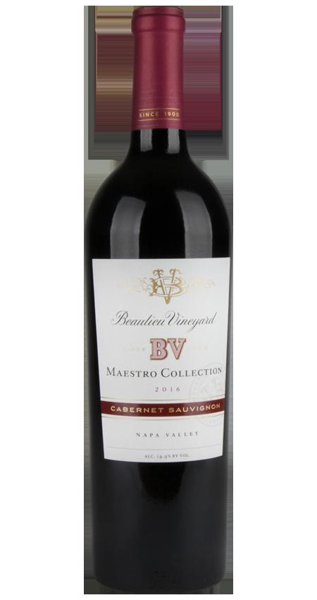 Beaulieu Vineyard Napa Valley Cabernet Sauvignon Maestro Collection 2016