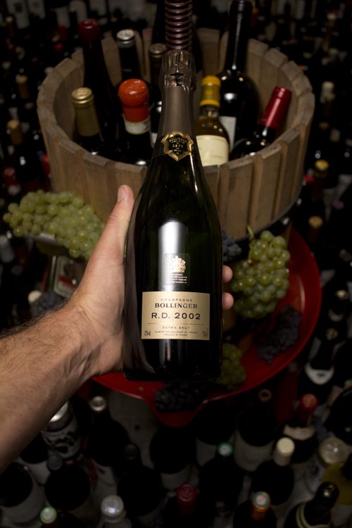 Bollinger R.D. Extra Brut Champagne 2002