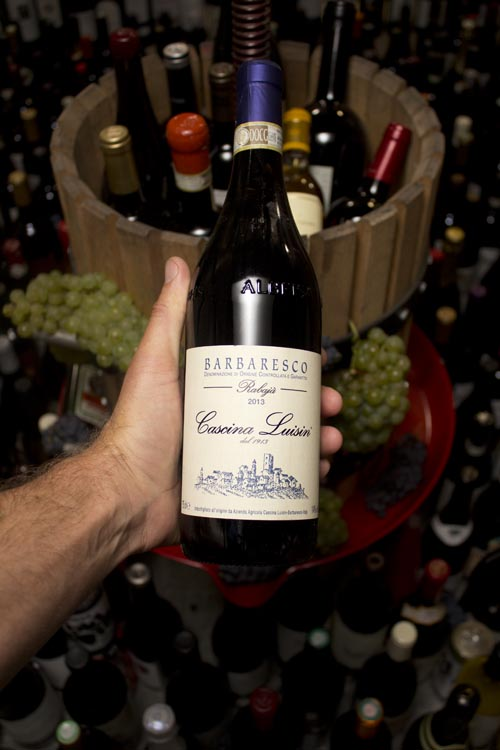 Cascina Luisin Barbaresco Rabaja 2013