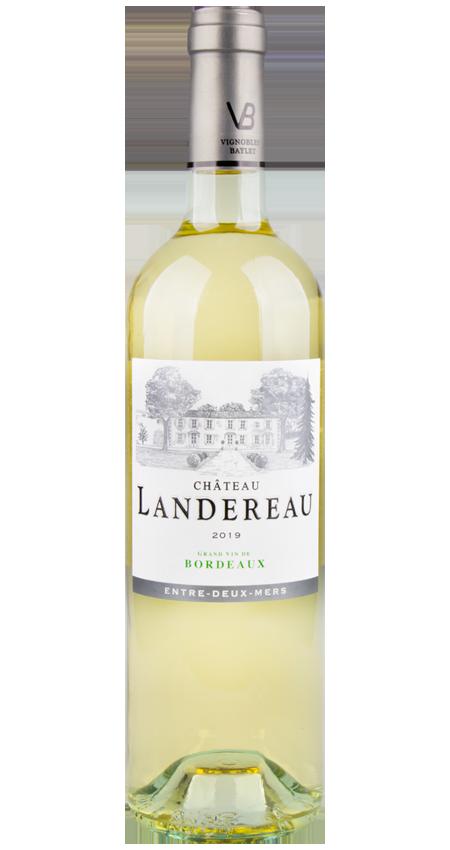 Château Landereau Bordeaux Blanc Entre Deux Mers 2019
