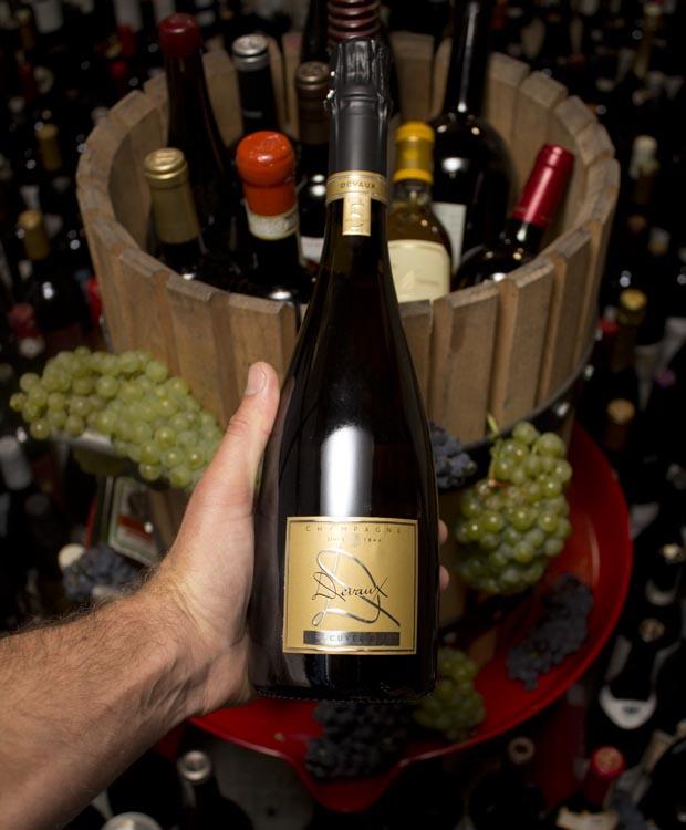 Devaux Cuvee D Champagne NV