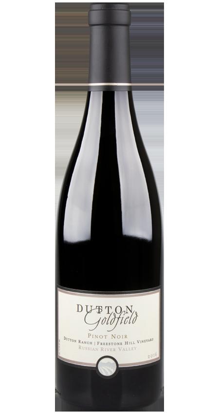 Dutton-Goldfield Freestone Hill Vineyard Pinot Noir Russian River Valley 2016