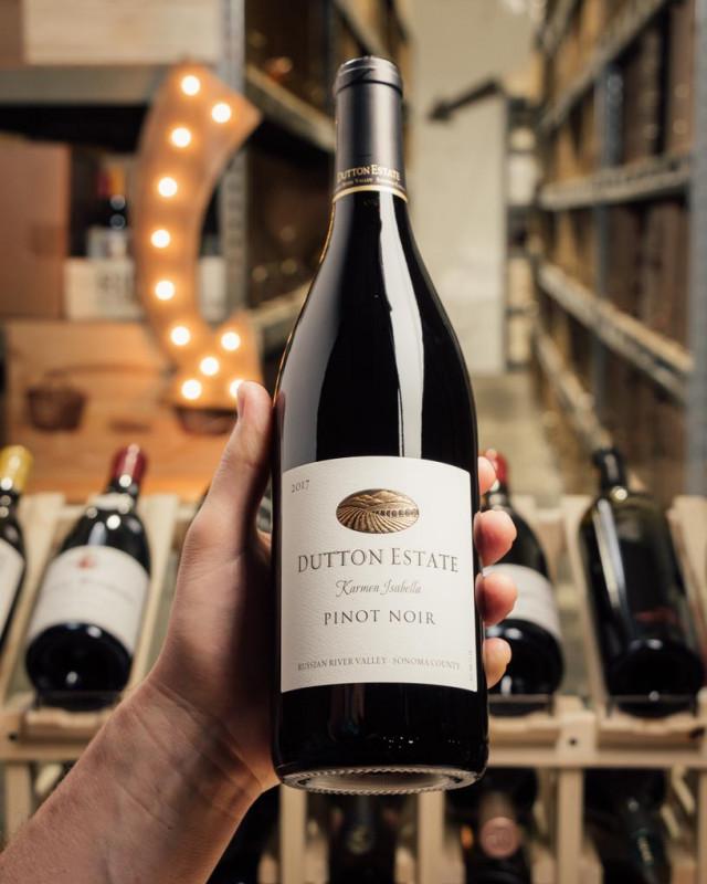 Dutton Estate Pinot Noir Karmen Isabella 2017