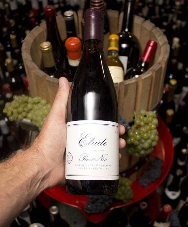 Etude Pinot Noir North Canyon Vineyard 2016