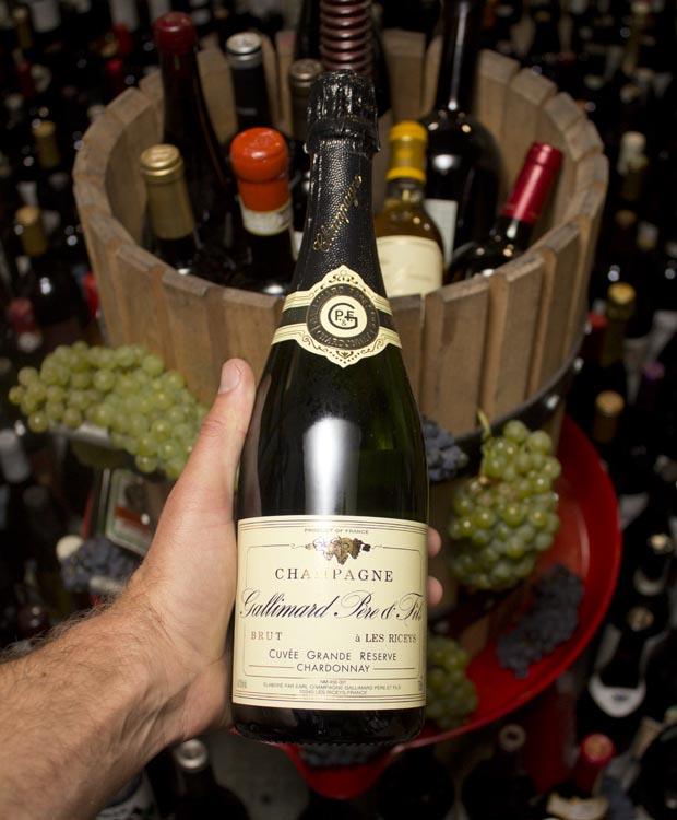 Gallimard Cuvee Grande Reserve Chardonnay NV