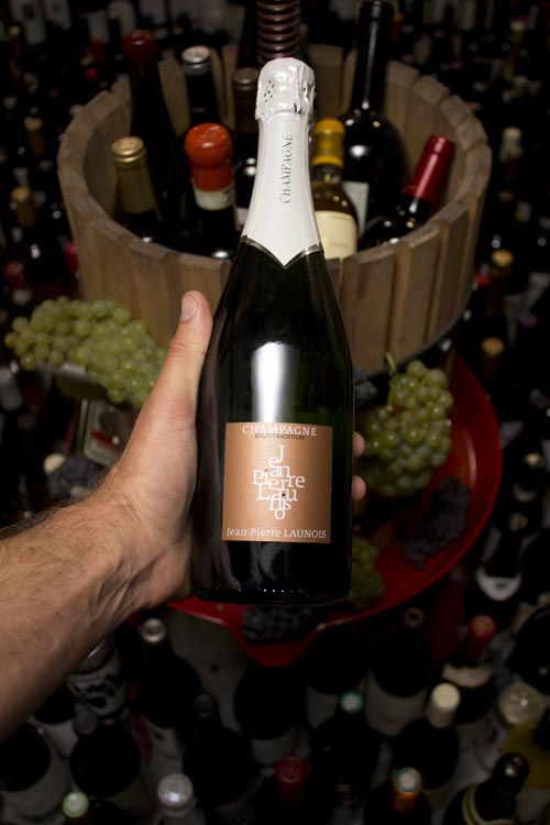 Jean-Pierre Launois Champagne Brut Tradition NV