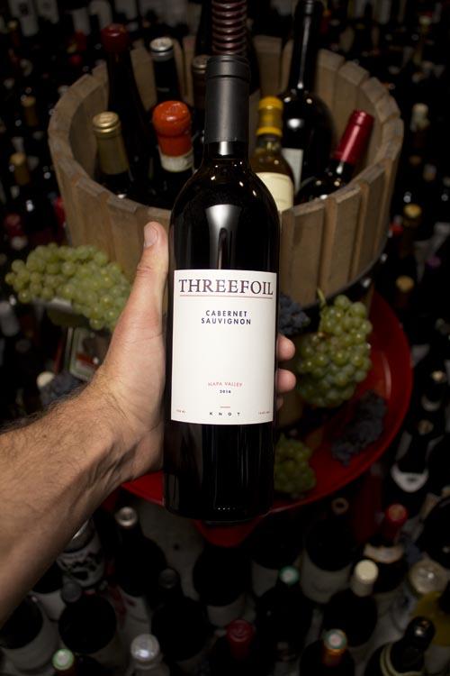 Knot Wines Threefoil Cabernet Sauvignon 2016