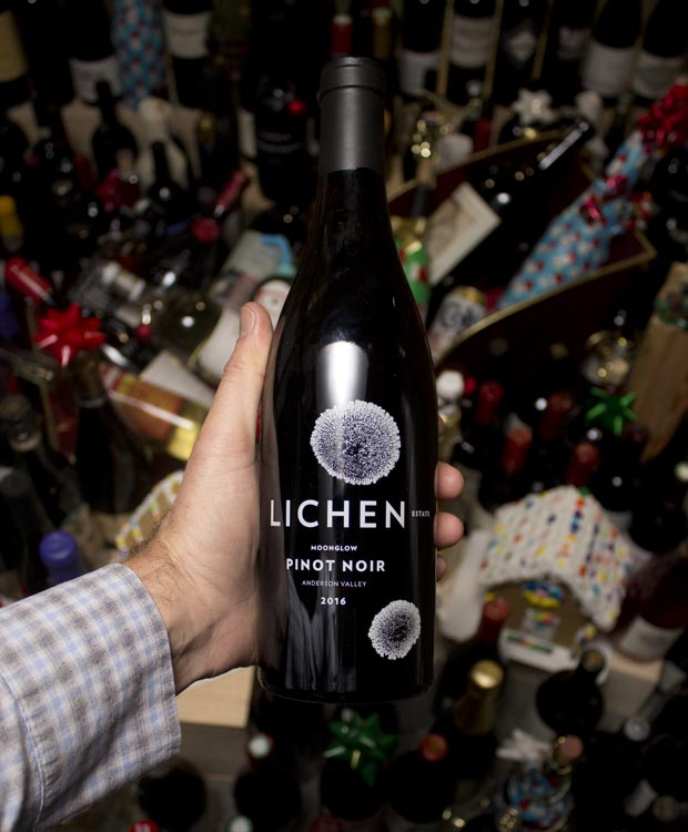 Lichen Moonglow Pinot Noir Anderson Valley 2016