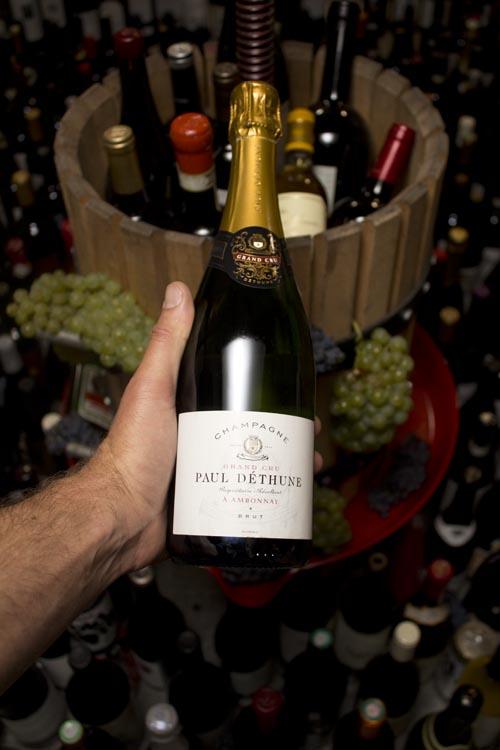 Paul Dethune Ambonnay Grand Cru Brut Champagne NV