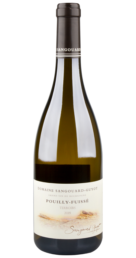 Pouilly-Fuissé White Burgundy 2019 Domaine Sangouard-Guyot Terroirs