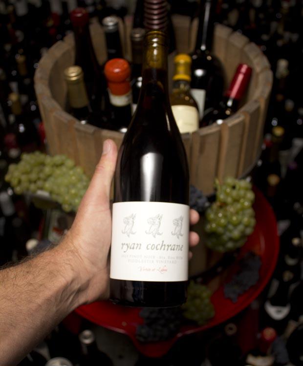 Ryan Cochrane Pinot Noir Fiddlestix Vineyard 2015