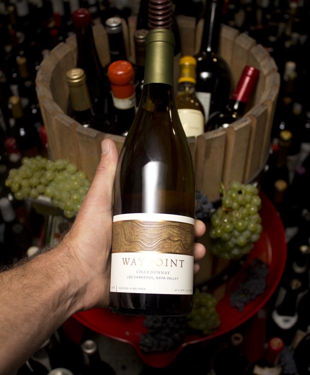Waypoint Chardonnay Hudson Vineyard 2016