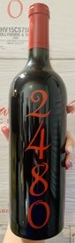 2015 Hollywood and Vine '2480' Napa Valley Cabernet