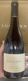 2018 Lucienne Doctor's Vineyard Santa Lucia Pinot Noir