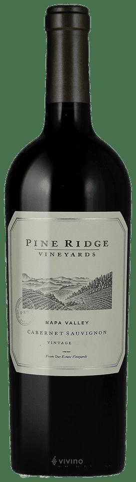 Pine Ridge Napa Valley Cabernet Sauvignon 2017 - Wine Bounty