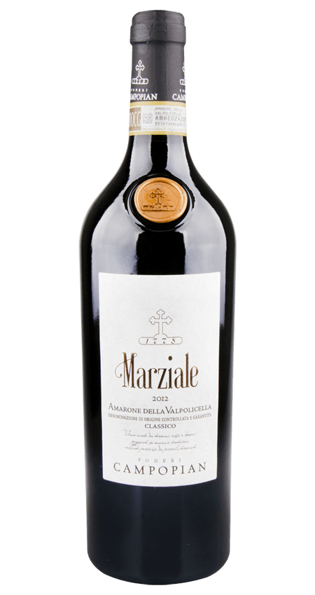 Campopian Marziale Amarone Classico della Valpolicella 2012