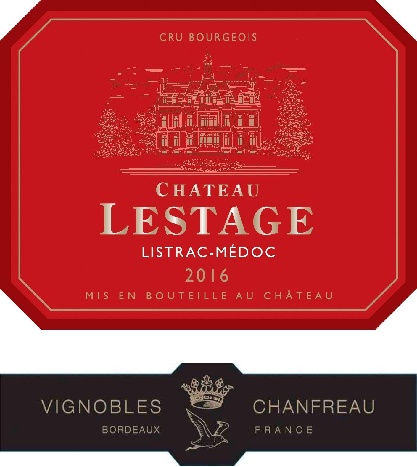 Chateau Lestage 2016