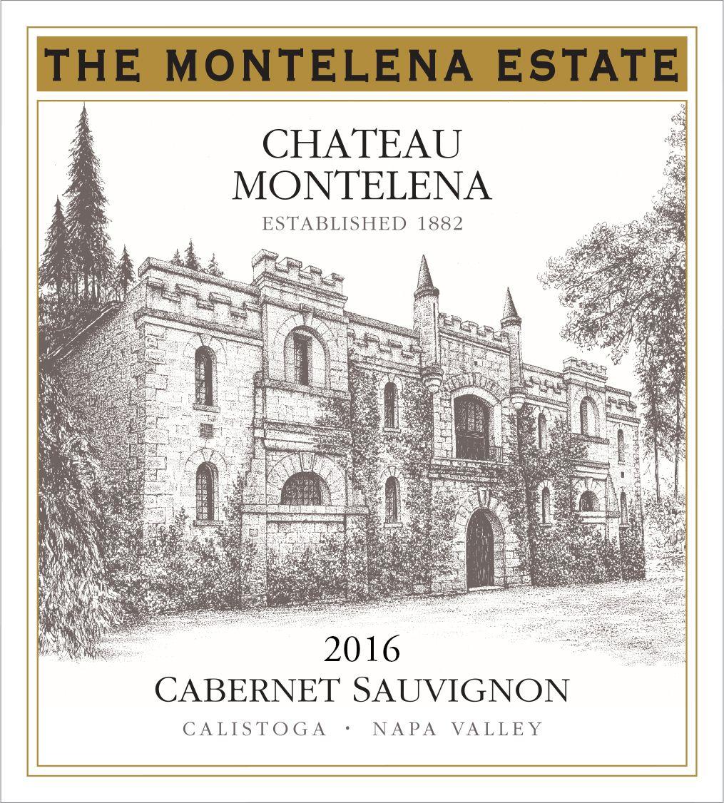 Chateau Montelena Estate Cabernet Sauvignon 2016