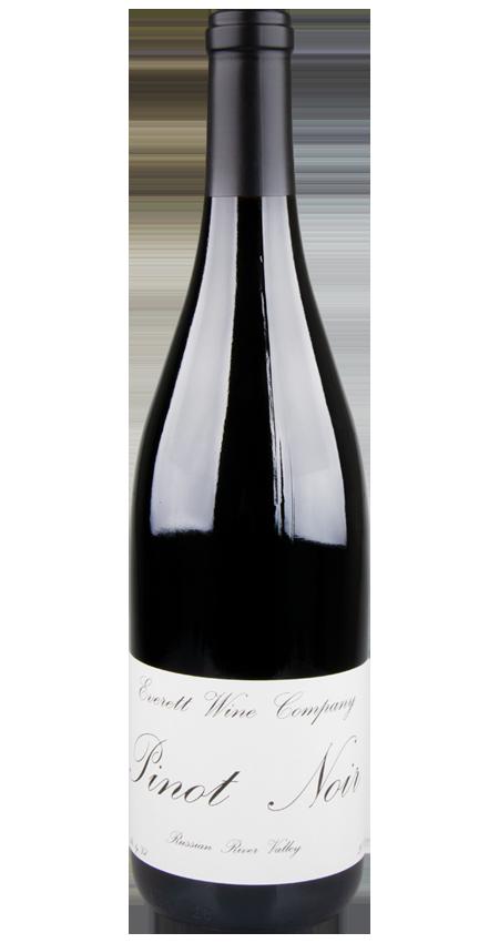 Everett Wine Co Russian River Pinot Noir 2019 by Ehren Jordan
