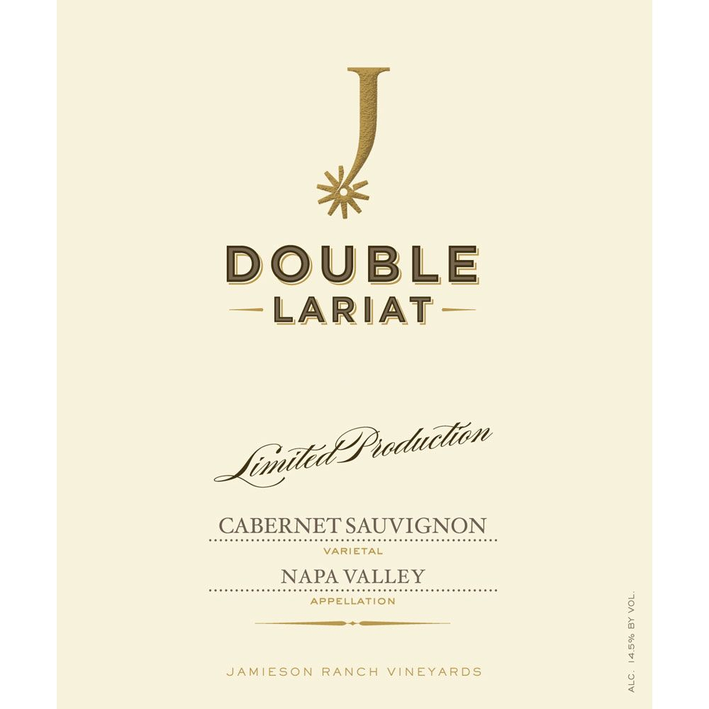 Jamieson Ranch Vineyards Double Lariat Cabernet Sauvignon 2016