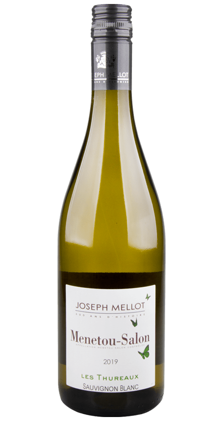 Joseph Mellot Les Thureaux Menetou-Salon Sauvignon Blanc 2019