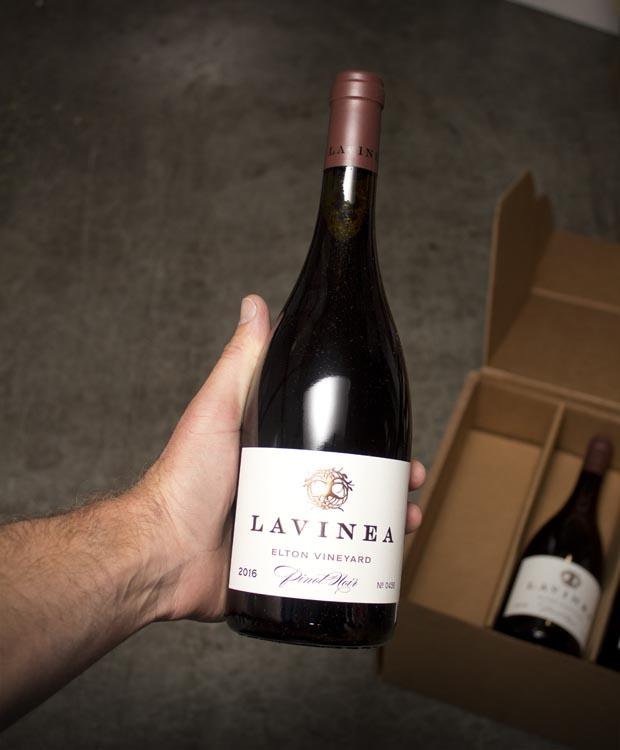 Lavinea Pinot Noir Elton Vineyard Eola-Amity Hills 2016