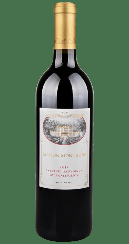 Maison Montagne Lodi Cabernet Sauvignon 2017