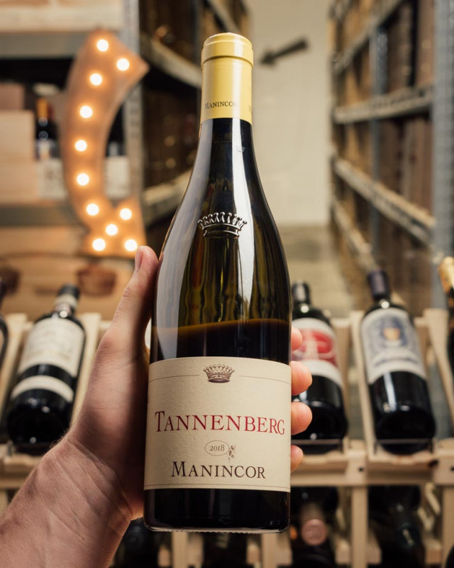 Manincor Sauvignon Blanc Tannenberg Alto Adige 2018
