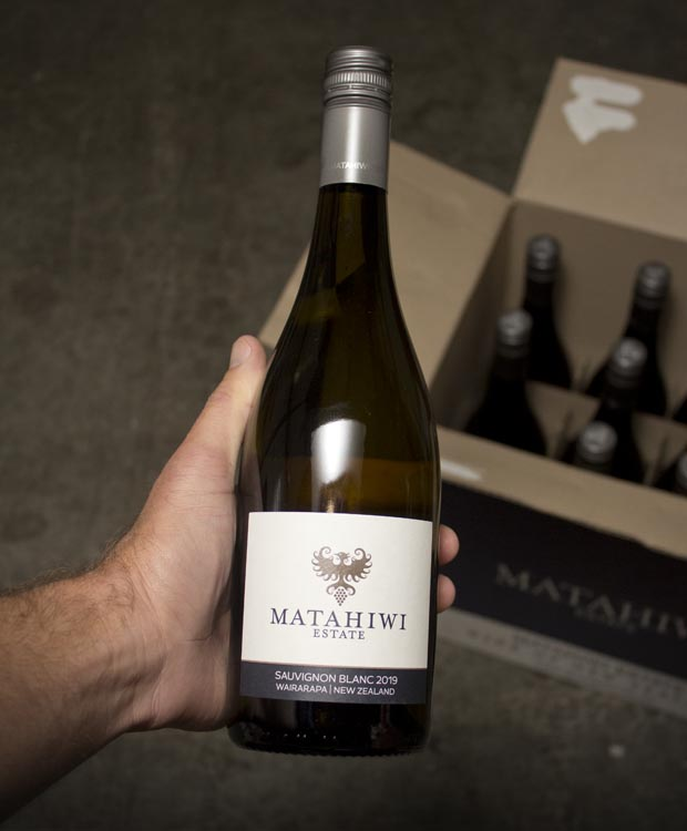 Matahiwi Estate Sauvignon Blanc 2019