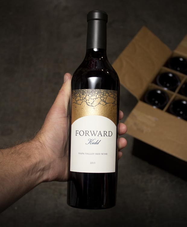Merryvale Forward Kidd Proprietary Red Napa Valley 2013