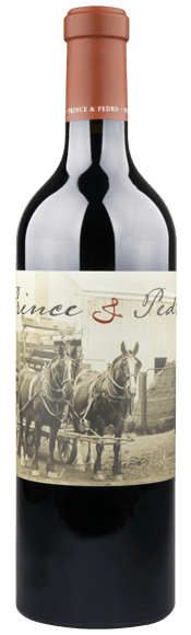 Prince and Pedro Napa Valley Red Blend 2017