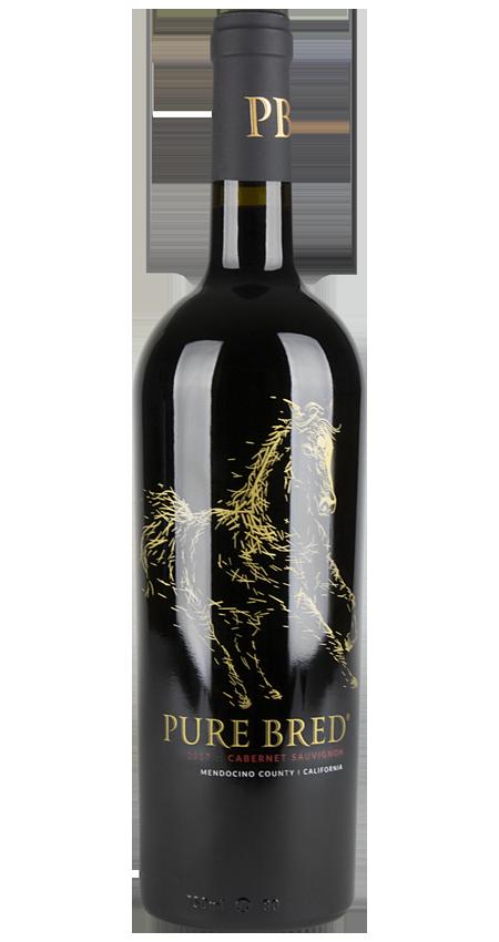 Pure Bred Mendocino Cabernet Sauvignon 2017