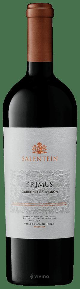Salentein Primus Cabernet Sauvignon 2012